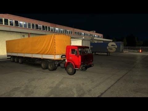 ★ Euro Truck Simulator 2 ★ Омск - Любино