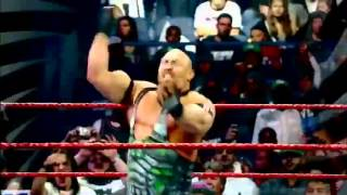 WWE Ryback Theme Song 2012 'Meat On The Table' Titantron Feed Me More