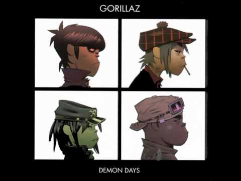 Gorillaz - O Green World HD