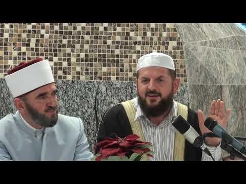 Tribunë Islame në Arburg Zvicër me Dr.Shefqet Krasniqin dhe Dr.Zekerija Bajramin