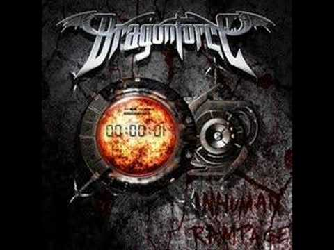 Dragonforce - Storming the Burning Fields, chip-munk style