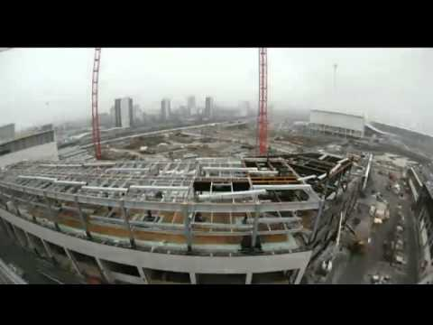 Westfield Stratford: Europe's biggest shopping centre