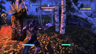 ESO-How to become a werewolf without grinding