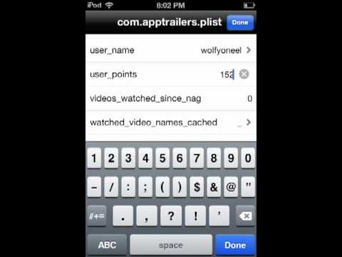 How to hack app trailers with Ifile