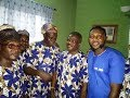 ALH.ABASS AKANDE OBESERE AT DRAMENDAS 50TH BIRTHDAY,CHECK IT OUT