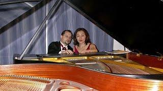Японка и израильтянин: два рояля, одна судьба