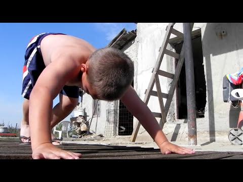 Giuliano Stroe challange Vin - Diesel to make 100 pushups