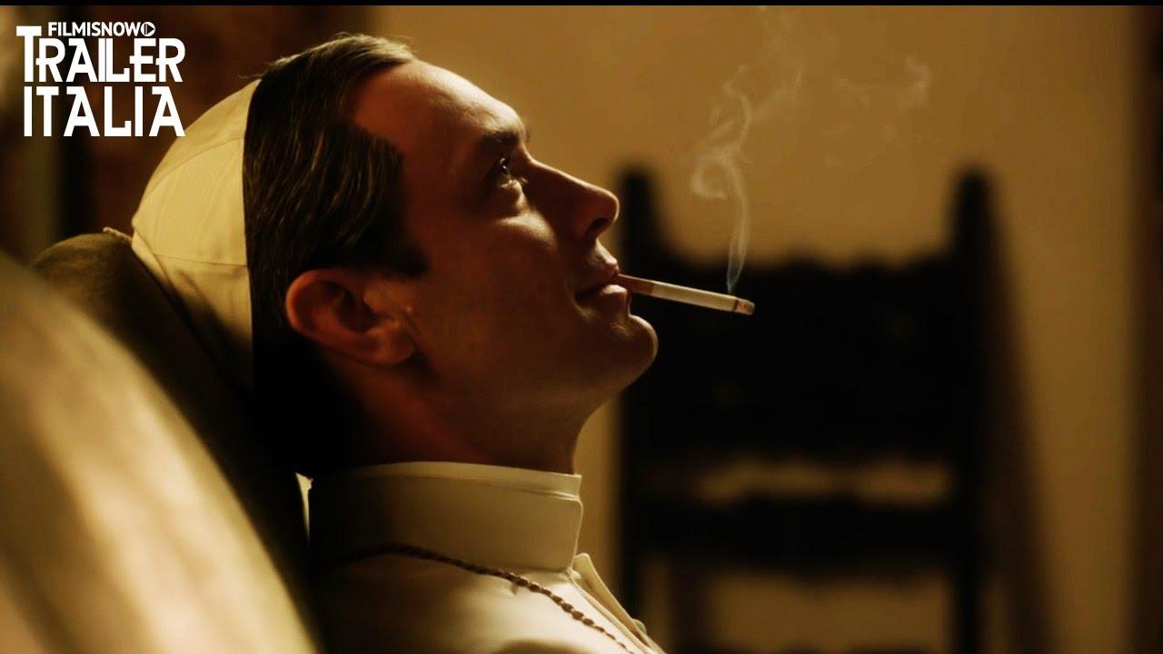 THE YOUNG POPE di Paolo Sorrentino | Trailer Italiano [HD]