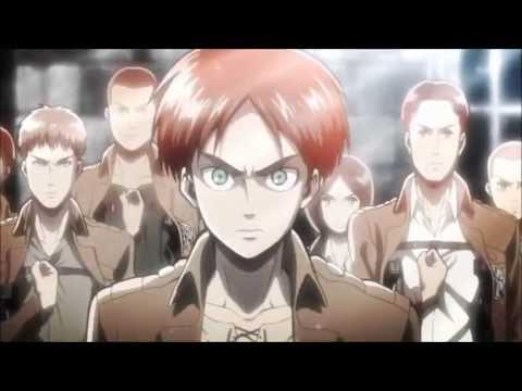 Shingeki no Kyojin - Opening 1, 2 - 1080p HD