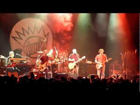 """Ween """"Marble Tulip Juicy Tree"""" Fillmore, Denver 12/30/11"""
