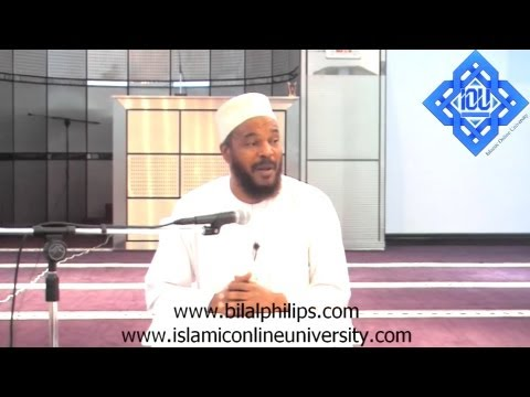 Getting the Most out of Ramadan - Bilal Philips
