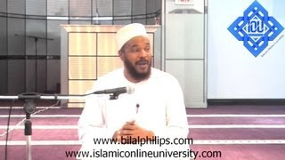 Getting the Most out of Ramadan – Bilal Philips