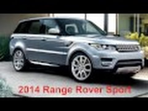 2014 Range Rover Sport in India - First Look