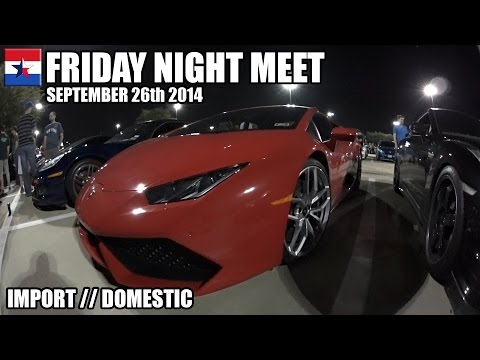 A Friday Meet // September 26th 2014