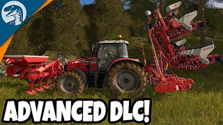 NEW TECHNOLOGY & HIGH TECH POWER | Rappack Farms #30 | Farming Simulator 17 Multiplayer Gameplay