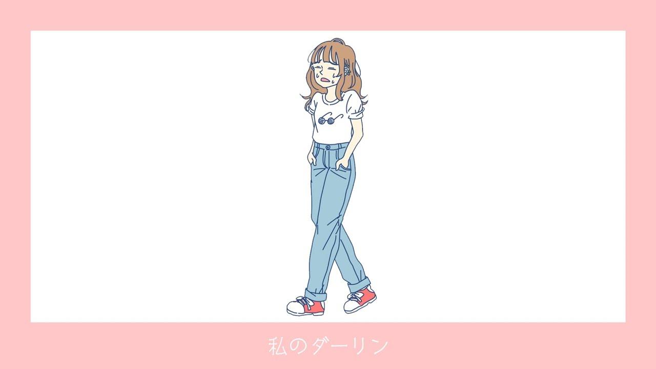 "SHISHAMO - 宮崎朝子(Gt.Vo)手描きイラストによる""妄想サマー""のLyric Videoを公開 2020年5月26日配信開始 thm Music info Clip"