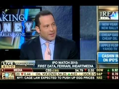 The market in 2015, oil prices, iWatch, Yahoo, and IPOs: NewOak President James Frischling