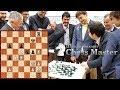 Три Чемпиона Мира против Карякина, Непомнящего и Дубова. Шахматы