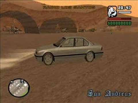 Gta san andreas james bond mod