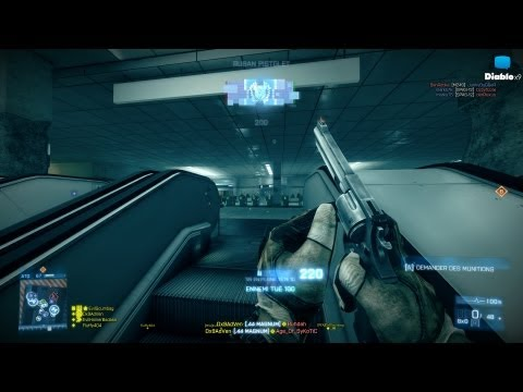Jouer seul en multi sur BF3 ? - 