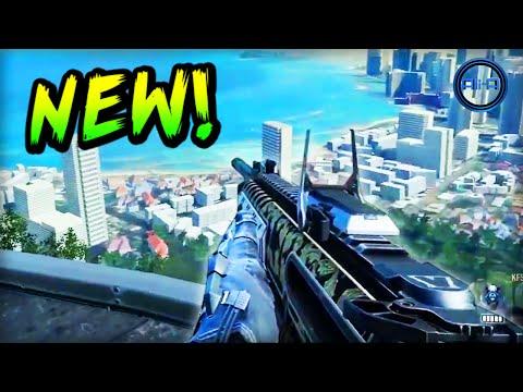 NEW VOLCANO MAP! - Call of Duty: Advanced Warfare MULTIPLAYER! (COD 2014)
