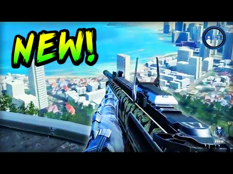 NEW VOLCANO MAP! - Call of Duty: Advanced Warfare MULTIPLAYER! (COD 2014)