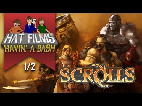 Scrolls (Beta) - Havin' A Bash (1/2)