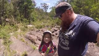 Found River Treasure in Scout's Falls Glenreagh