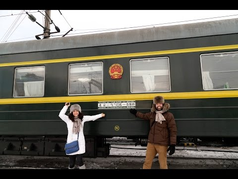Trans Siberian Railroad: Winter 2016