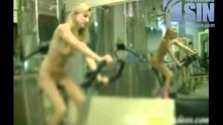 Gimnasio nudista abre sus puertas y ya tiene clientes en España