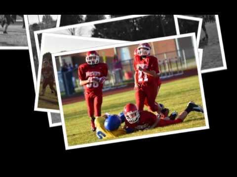 Wadsworth MIddle School Football 2014