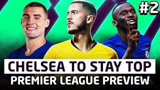 Chelsea Will Stay Top Of The League! | Premier League Betting Preview