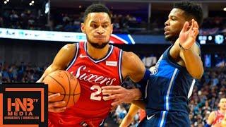 Dallas Mavericks vs Philadelphia Sixers Full Game Highlights | 05.10.2018, NBA Preseason