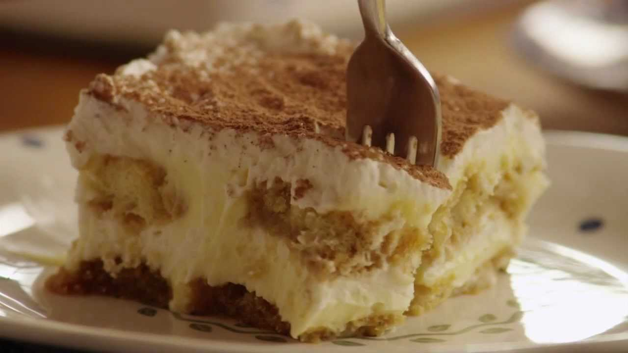 How to Make Tiramisu - YouTube