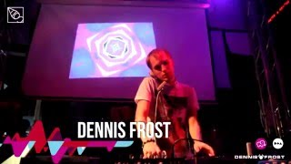 Dennis Frost New Year Beach Party Pattaya 30.12.15