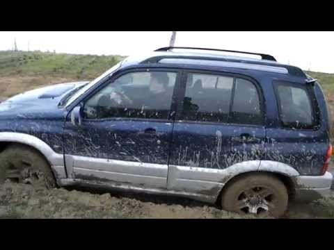 Jeep ZJ. WJ. Suzuki Grand Vitara Off-Road