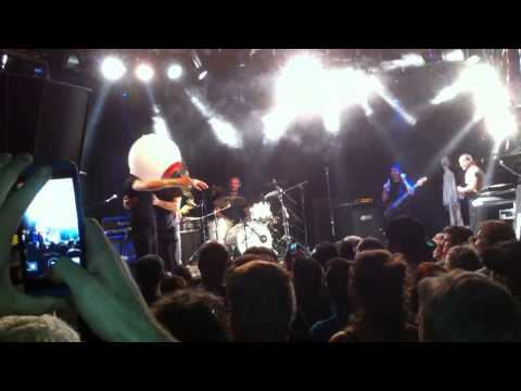Caparezza live @ Melkweg Amsterdam 13-10-2014 (Radio Onda Italiana)