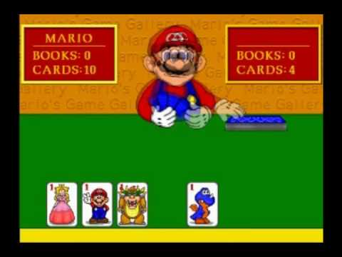 YouTube Poop: Mario Can't Stand Kids