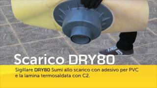 DRY80 Lamina | Sopra Pavimento Esistente