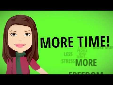 0019 Ellen Green - Forever Living Animated Recruitment Video