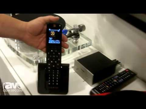 CEDIA 2015: Rutherford Audio Shows Off the Handmade Lyravox Center Channel Speaker / Soundbar