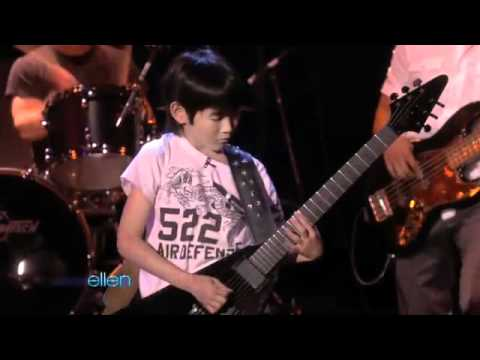 Ten-Year-Old Guitar Prodigy Yuto Miyazawa Returns! Music Videos