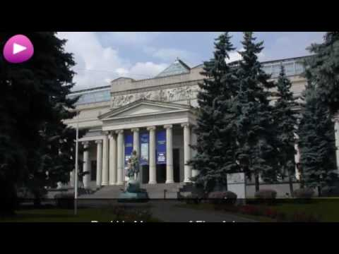 Moscow Wikipedia travel guide video. Created by Stupeflix.com