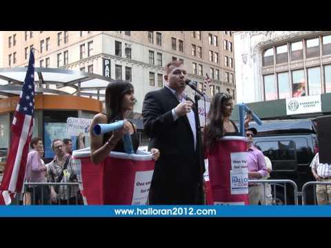 Dan Halloran on the NYC Soda Ban