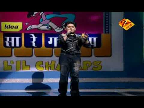 Sa Re Ga Ma Pa Little Champs 2009 Ep. 4 - Part 4