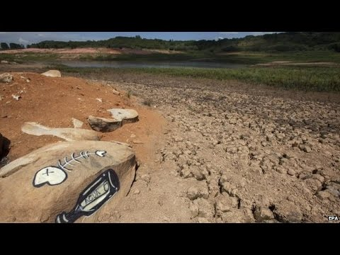 Brazil's Most Populous Region Facing Worst Drought in 80 Years: Breaking News