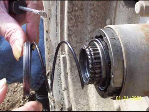 Back Yard Mechanics 4x4 Automatic Changed To Manual