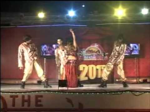 Chikni Kamar Pe Teri Mera Dil (mela Mahotsav Talbehat  2012) video