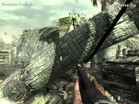 Обзор игры Call of Duty: World at War