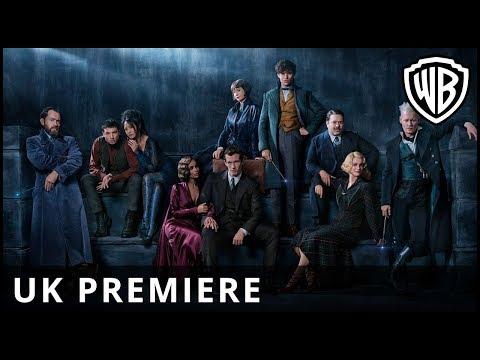 Fantastic Beasts: The Crimes of Grindelwald - UK Premiere Highlights - Warner Bros UK